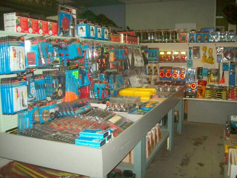 Tools for every job at Gokeys Auction Store